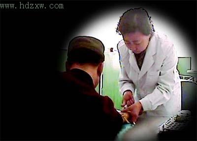 健康记者30秒被查出肝细胞坏死